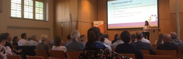 Veel belangstelling van regio Oost-Brabant voor eerste PGO Meet Up