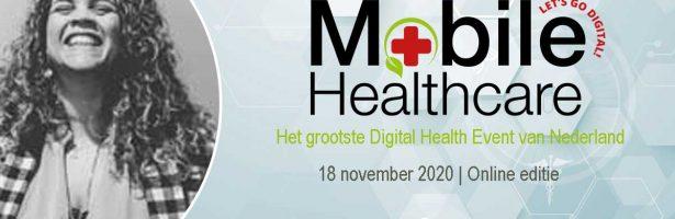 RZCC digitaal aanwezig tijdens Mobile Healthcare